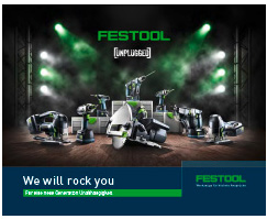 festool unplugged
