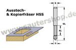 Austech- & Kopierfräser