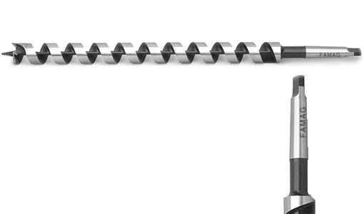 Schlangenbohrer Schaft MK2
