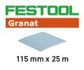 115mm x 25m - Granat
