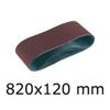 820 x 120 mm Schleifband