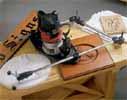 Kopierfräsgerät Pantograph