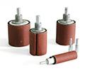 Schleifzylinder für Bohrmaschinen