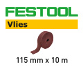 115mm x 10m - Vlies
