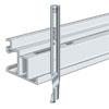 für Aluminium und PVC
