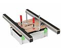 RUWI Flächenadapter für Systainer / L-Boxx