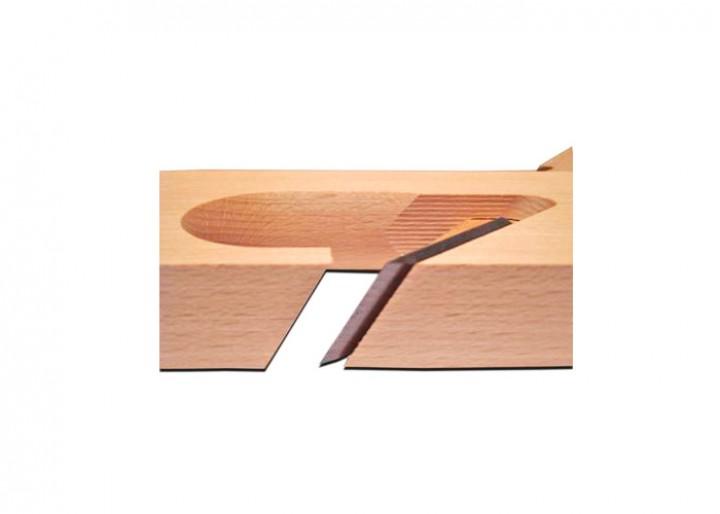 Simhobel-Schräg 21 mm